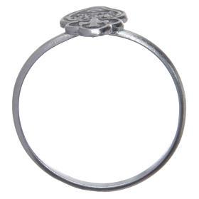 Pierścień Pasjonistów srebro 800 s2