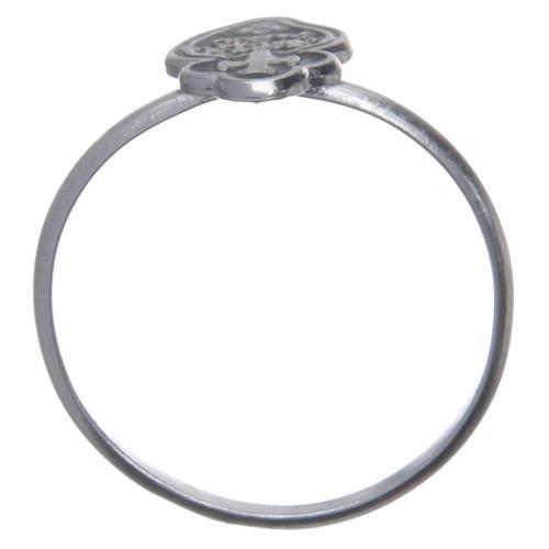 Pierścień Pasjonistów srebro 800 2