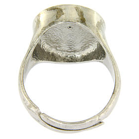 Ring in sterling silver, Faith Hope and Charity s3