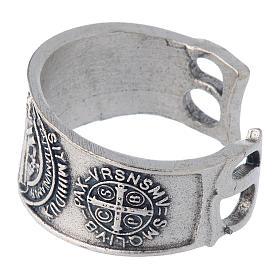 Zama ring Saint Benedict s4