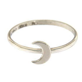 AMEN ring moon 925 silver s2