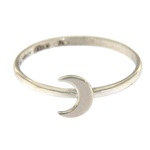 AMEN ring moon 925 silver 2