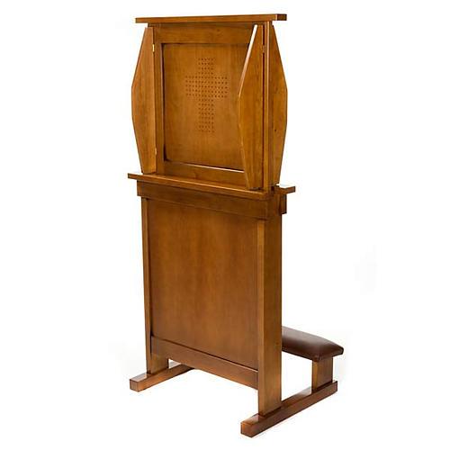 Confessional kneeler 1