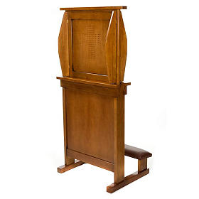 Ambos, kneelers, church furniture: Confessional kneeler
