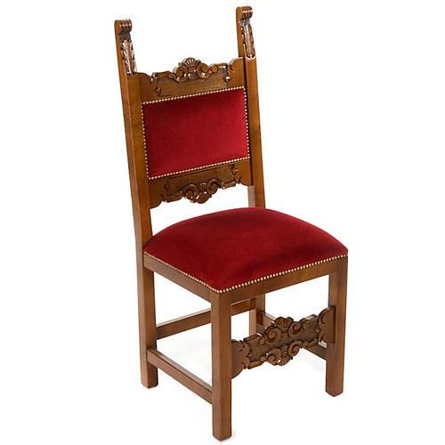 Sanctuary chair, baroque model 1