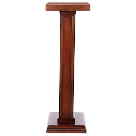Ambos, kneelers, church furniture: Column stand