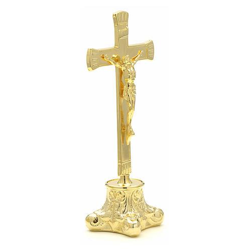 Completo para altar 3 pz de latón 2