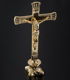 Completo para altar 3 piezas de latón s3