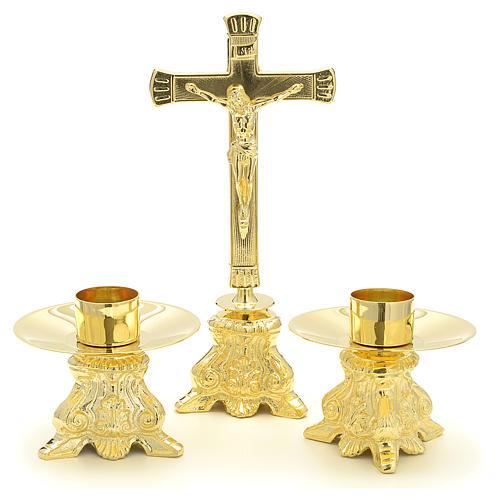 Tres piezas para el altar 1