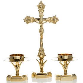 Completo de cruz y candelabros s1