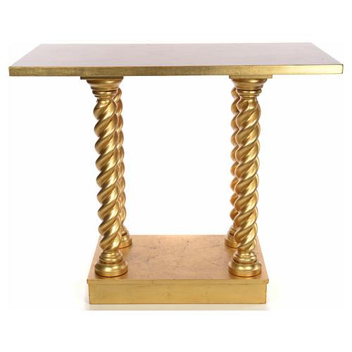 Altare in faggio a colonna 120x80 1