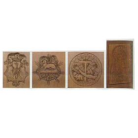 Altare in legno massello intagliato a mano s2