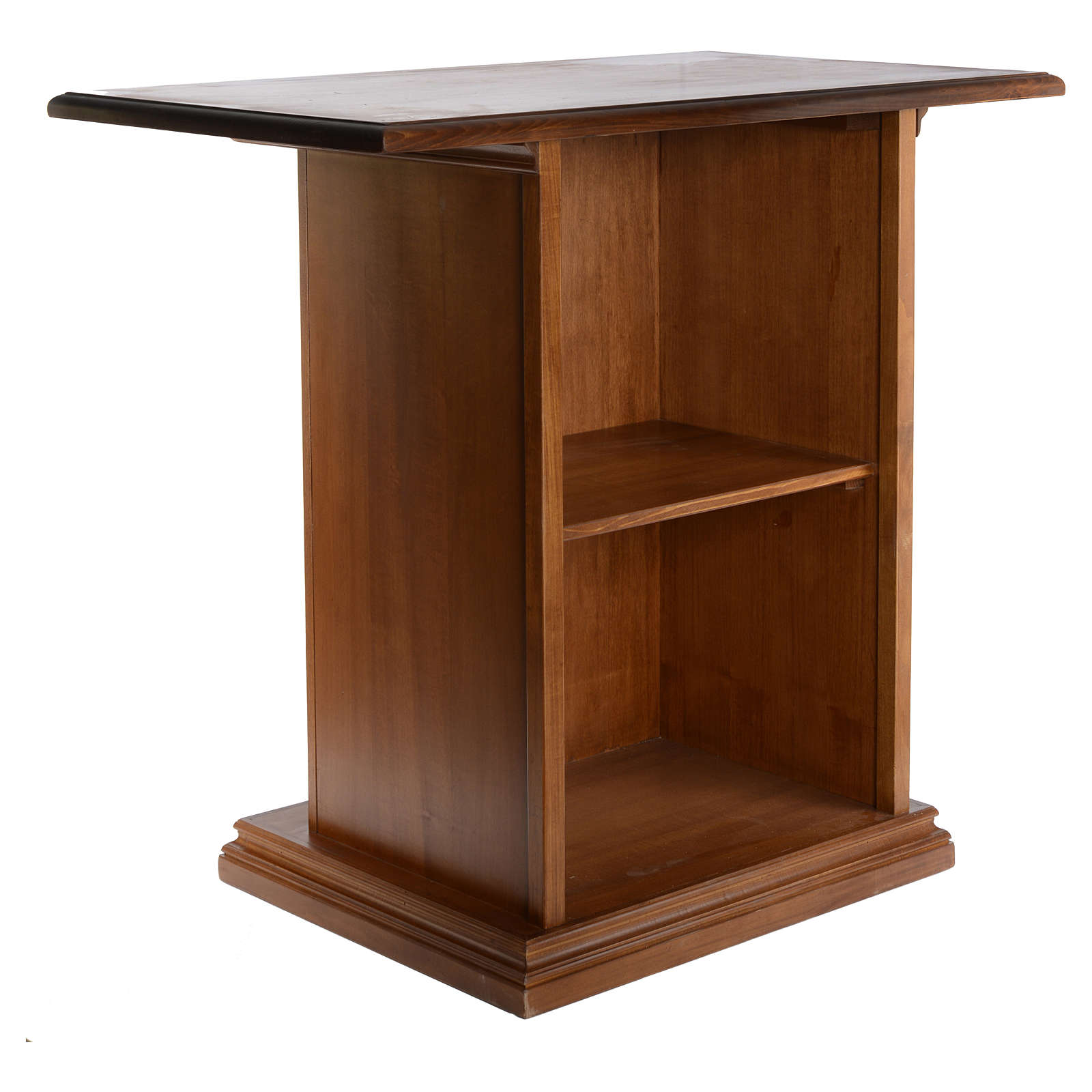 Altare intagliato in legno massiccio 110x65 cm 4