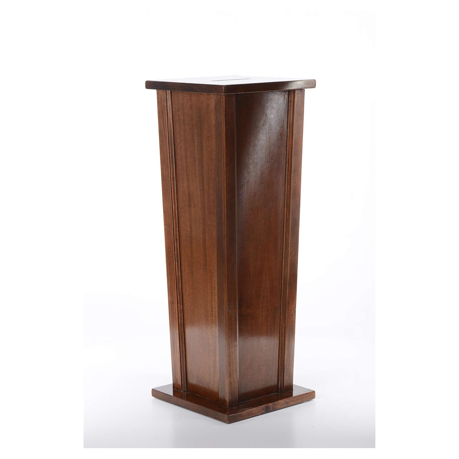 Mueble para ofrendas de madera 96x35x35 cm 4