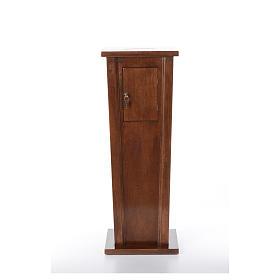 Portaofferte in legno cm 96x35x35 s1
