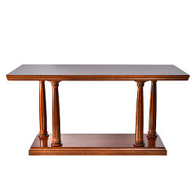 Altar in beech-wood s1