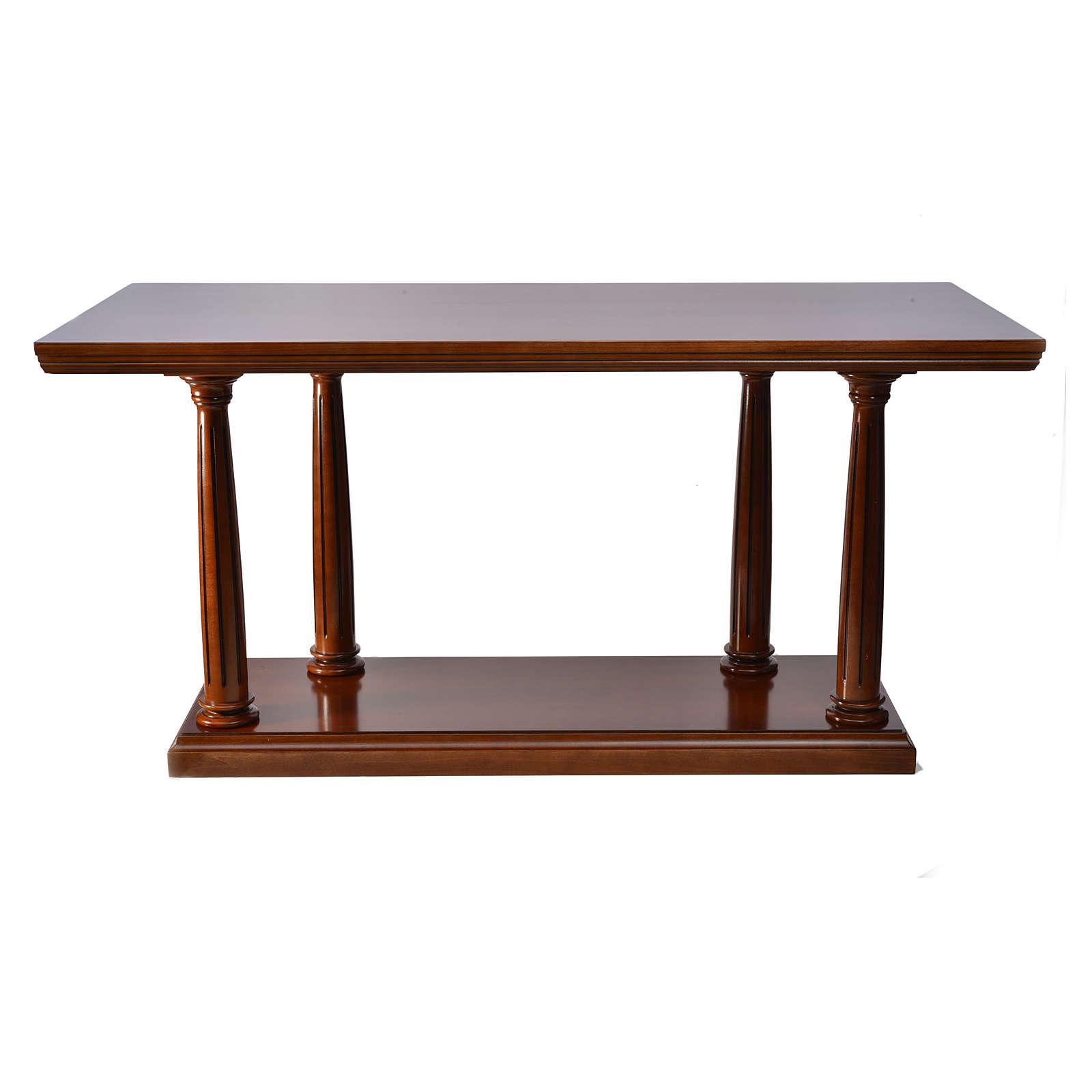 Altare in legno di faggio 4