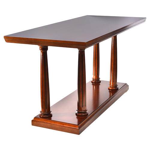 Altare in legno di faggio 2