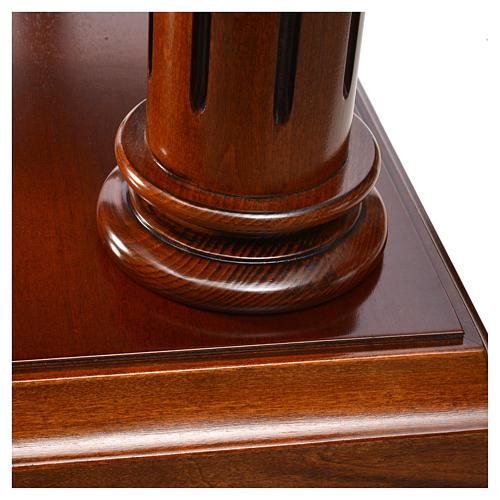 Altare in legno di faggio 6