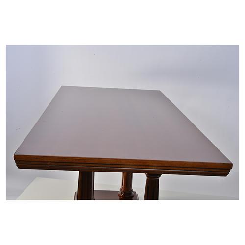 Altare in legno di faggio 7