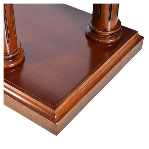 Altare in legno di faggio 8