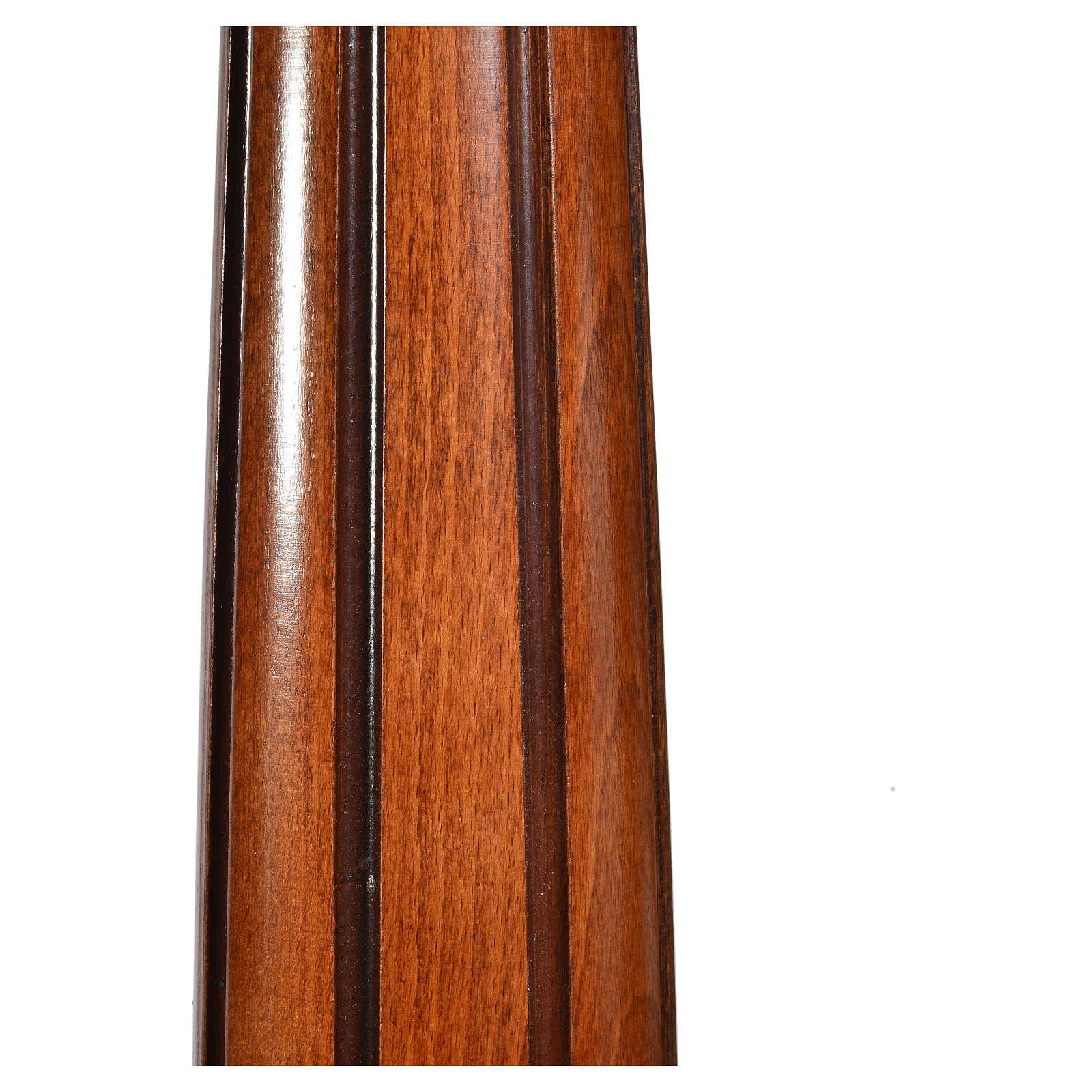 Altar in beech-wood 4