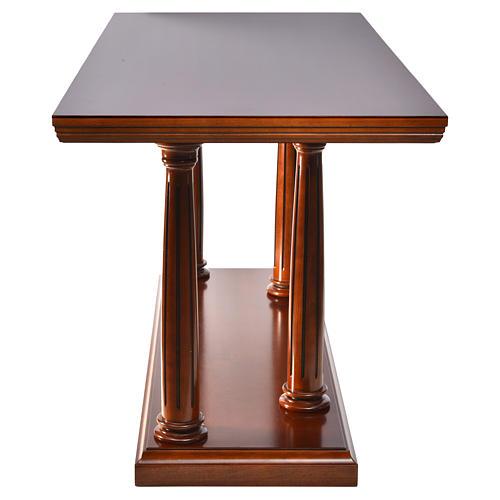 Altar in beech-wood 3