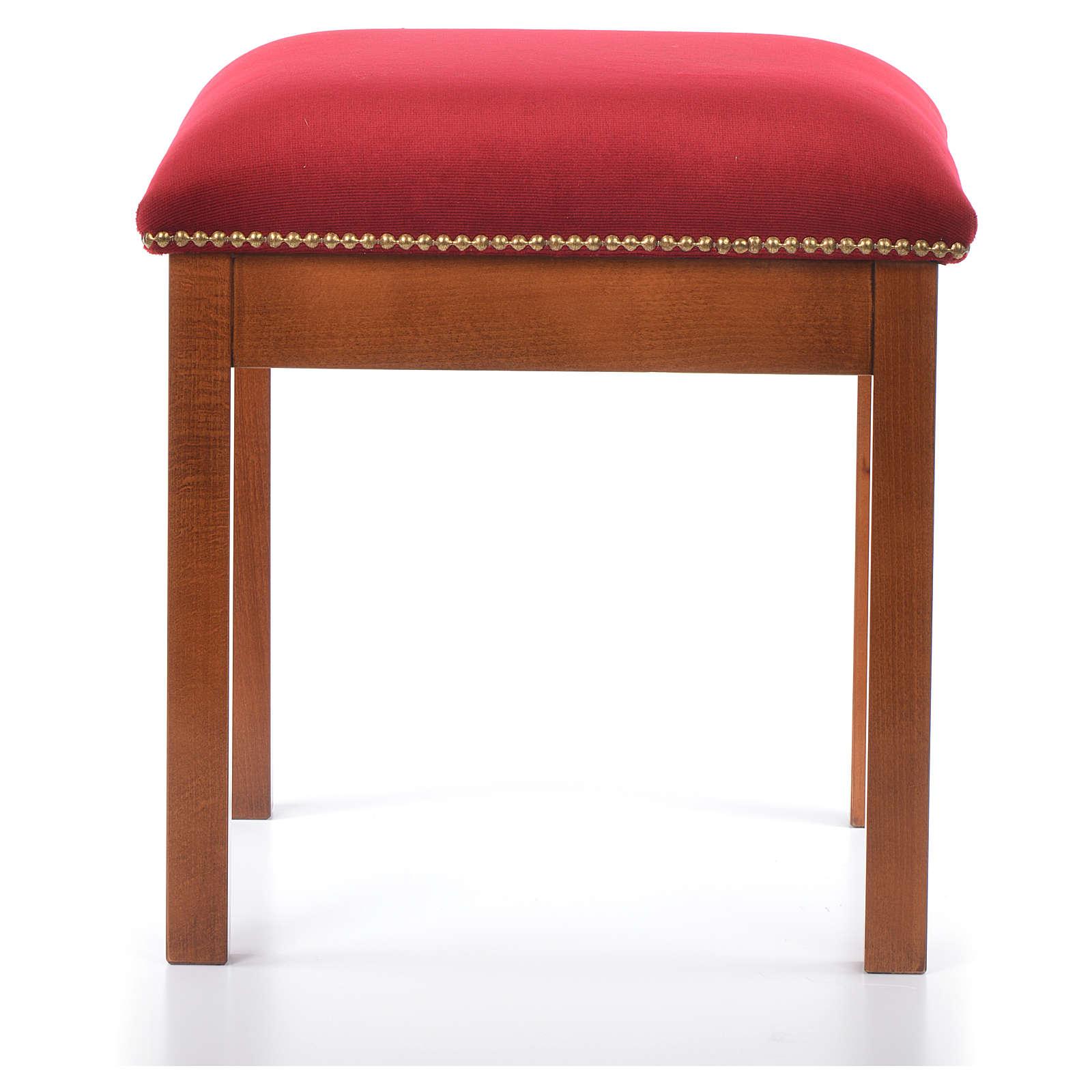 Silla moderna de madera de nuez modelo Assisi 4