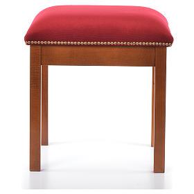 Sedia moderna legno di noce stile Assisi s5