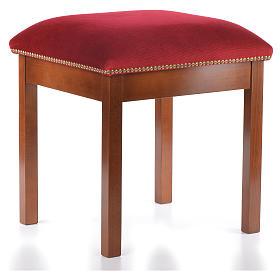 Sedia moderna legno di noce stile Assisi s7