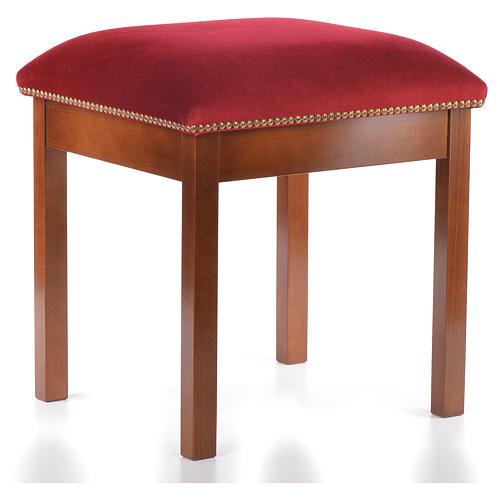 Sedia moderna legno di noce stile Assisi 7