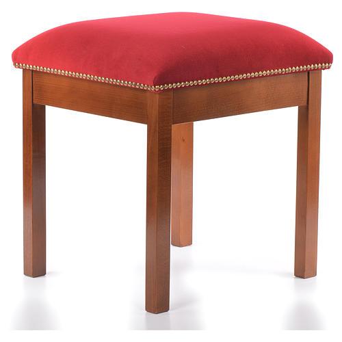 Sedia moderna legno di noce stile Assisi 8