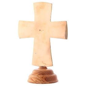 Cruz de altar Cristo Grand Pretre 28x19 cm Monjes de Belén s5