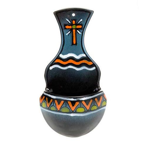 Pia de água benta ânfora cerâmica 3