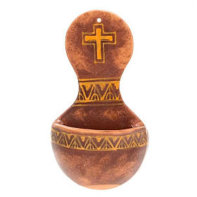 Pila redonda cerámica s4