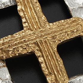 Acquasantiera  croce quadrata s9