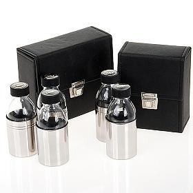 Oli santi: astuccio per 2 o 3 bottiglie s1