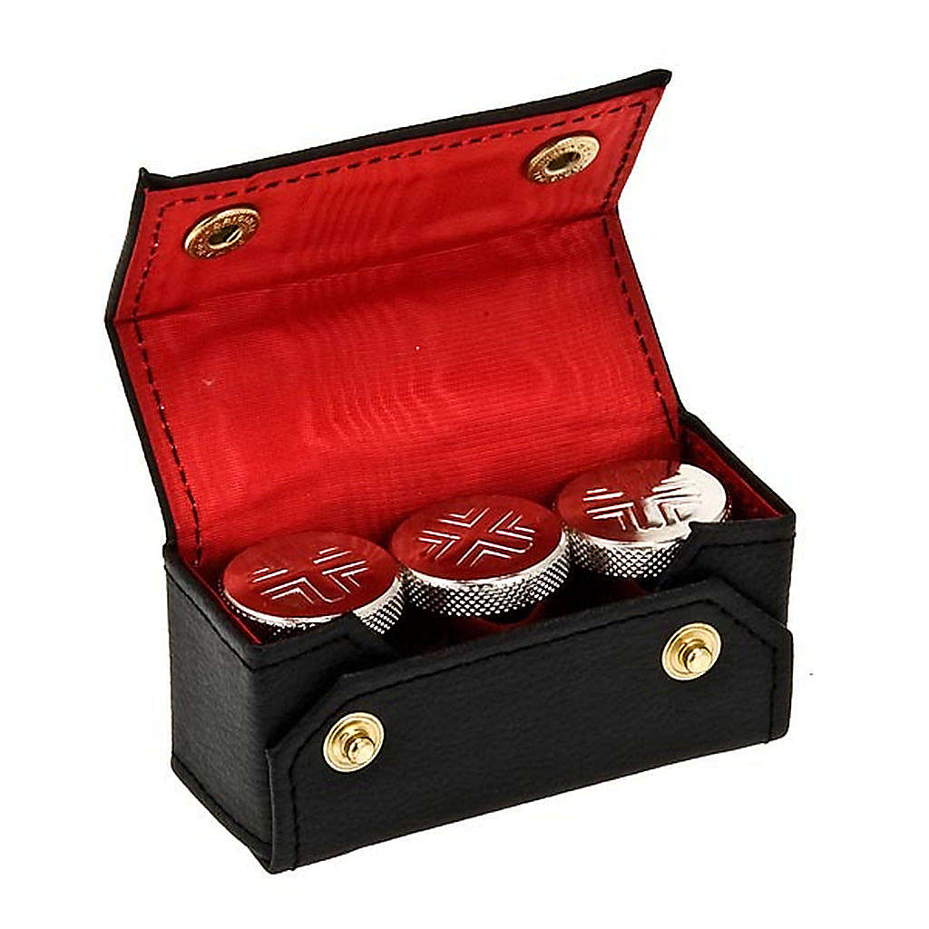 Holy Oils: Case with 3 stocks 3