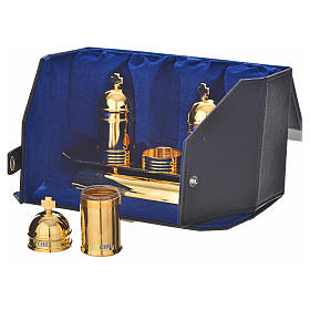Holy Oils: Case with 3 stocks, vintage style s4