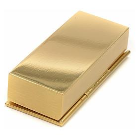 Boite dorée pour clé de tabernacle s3
