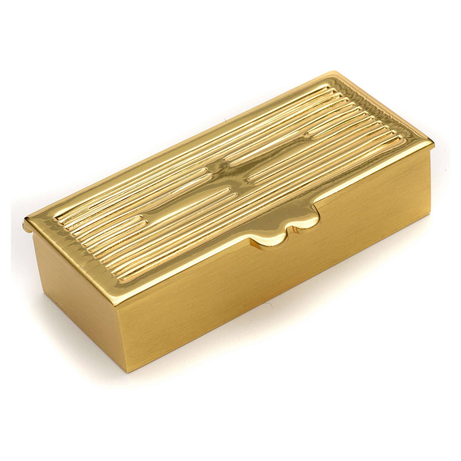 Golden box for monstrance key 4