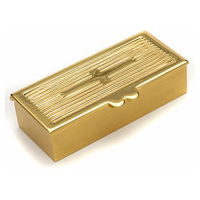 Golden box for monstrance key s1