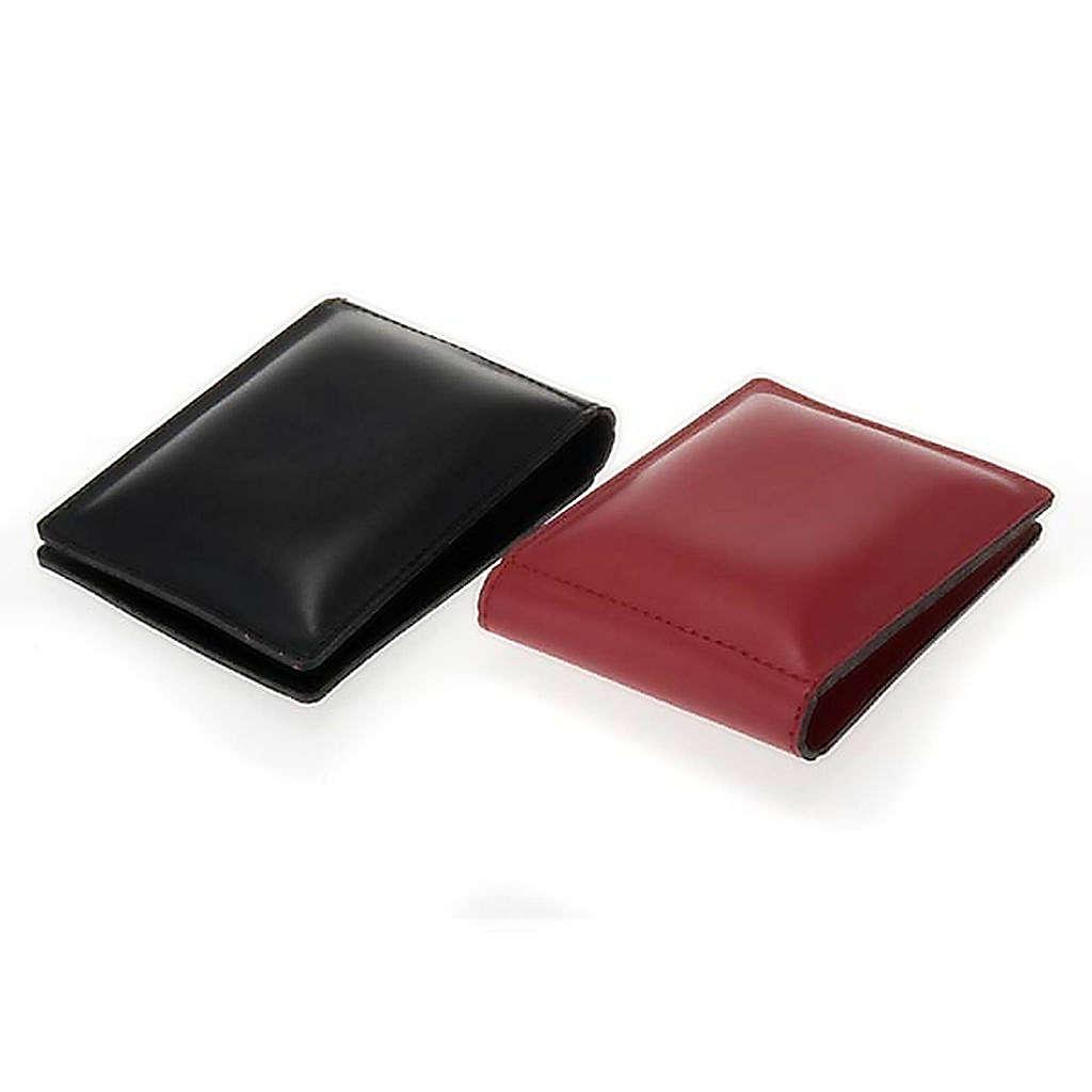 Genuflexório de bolso imitação de couro 3