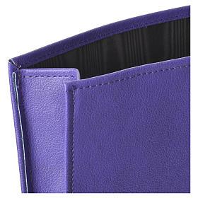 Enveloppe rigide pour offrandes violet s2