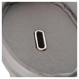 Bolsa para ofrendas con candado gris s4