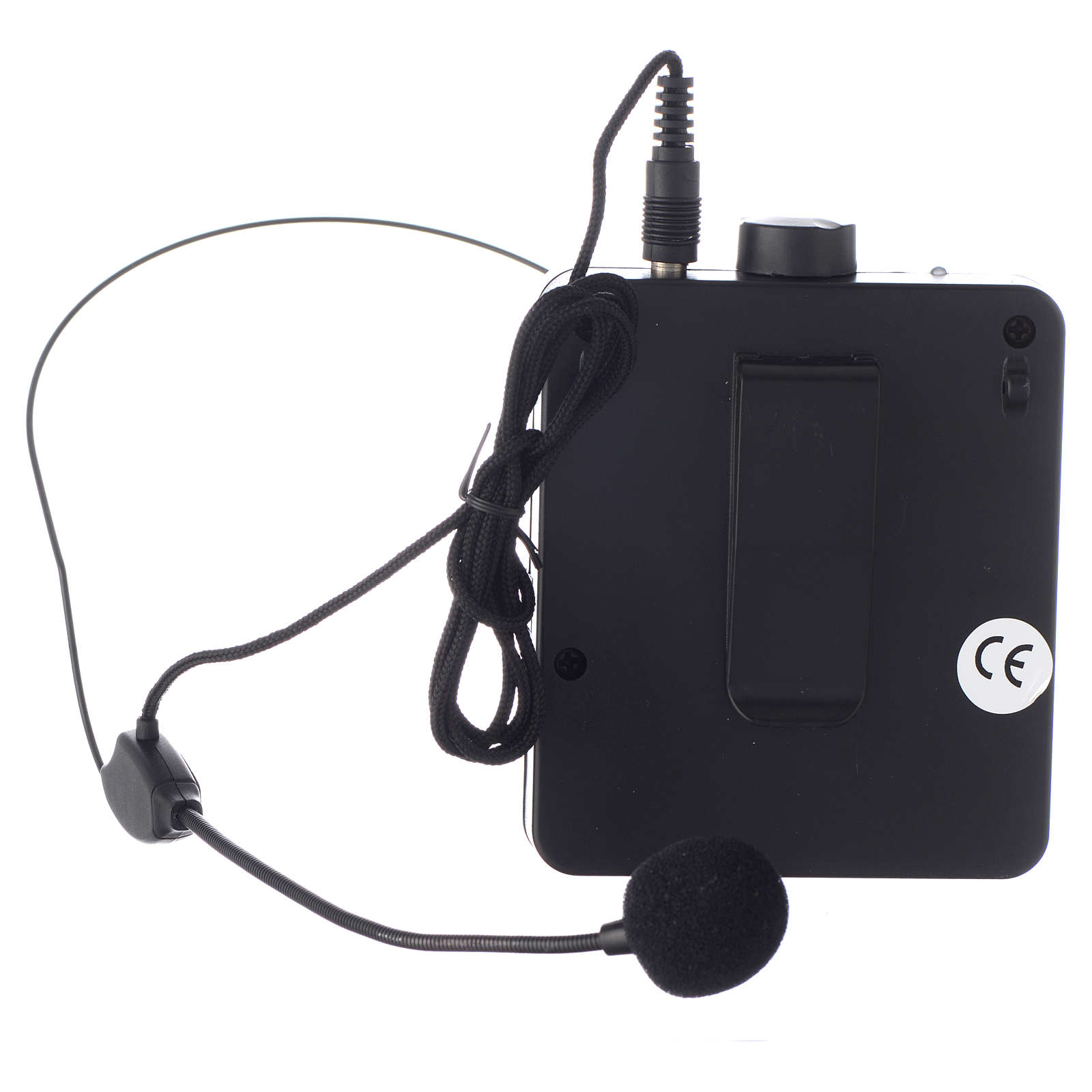 Amplificatore portatile per celebrazioni 3