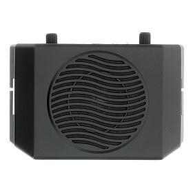 Amplificatore portatile per celebrazioni s2