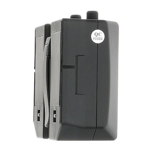 Amplificatore portatile per celebrazioni 6