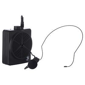 Portable amplifier for celebrations s1