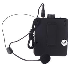 Portable amplifier for celebrations s2